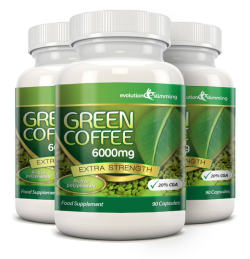 Buy Green Coffee Bean Extract in Kuwait