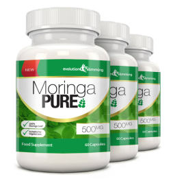 Purchase Moringa Capsules in Vietnam