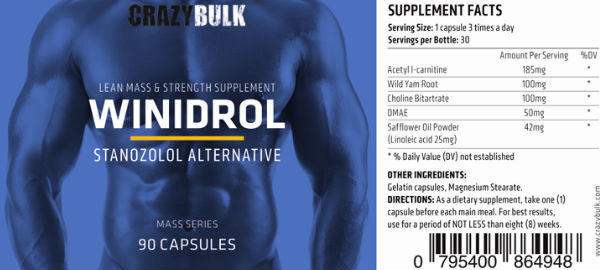 Buy Winstrol in Cameroon