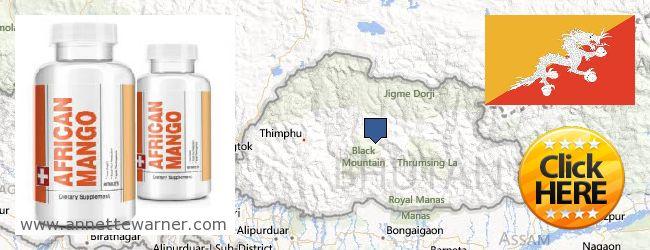 Purchase African Mango Extract Pills online Bhutan