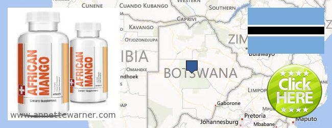 Where to Purchase African Mango Extract Pills online Botswana