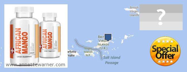 Purchase African Mango Extract Pills online British Virgin Islands