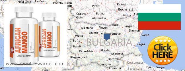 Buy African Mango Extract Pills online Bulgaria