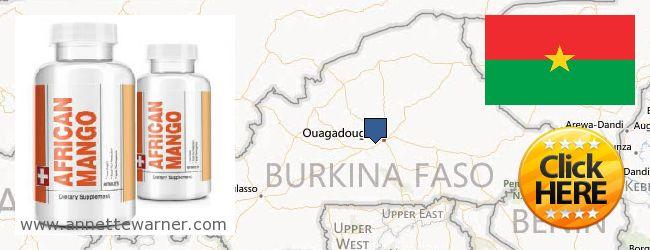Buy African Mango Extract Pills online Burkina Faso