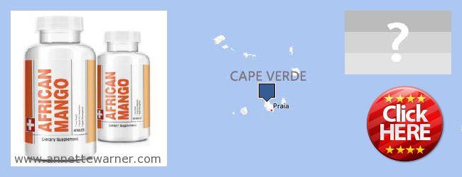 Buy African Mango Extract Pills online Cape Verde