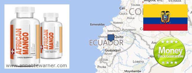 Where to Buy African Mango Extract Pills online Ecuador