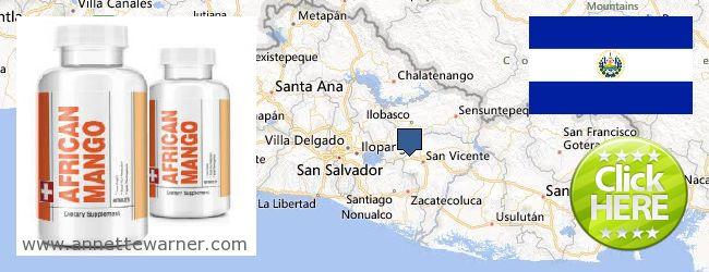 Where to Buy African Mango Extract Pills online El Salvador