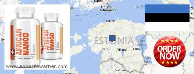 Where to Buy African Mango Extract Pills online Estonia