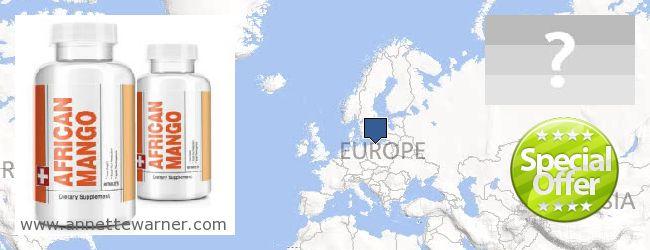 Buy African Mango Extract Pills online Europe