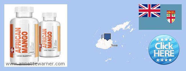 Where to Buy African Mango Extract Pills online Fiji