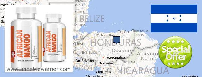 Where to Purchase African Mango Extract Pills online Honduras