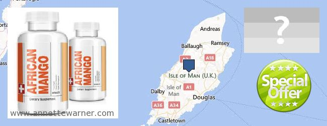 Buy African Mango Extract Pills online Isle Of Man
