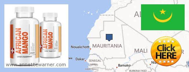 Purchase African Mango Extract Pills online Mauritania