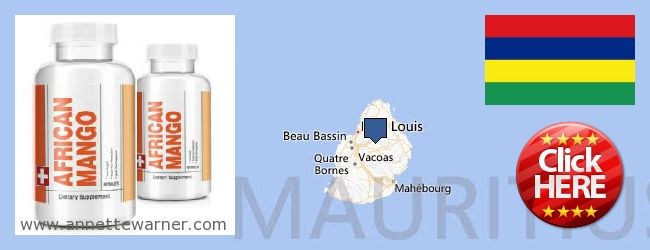 Buy African Mango Extract Pills online Mauritius