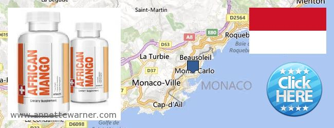 Purchase African Mango Extract Pills online Monaco