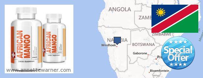 Buy African Mango Extract Pills online Namibia