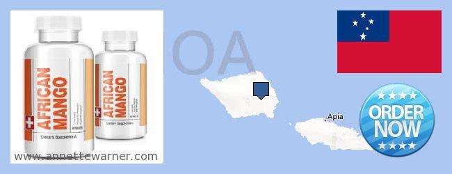 Where to Buy African Mango Extract Pills online Samoa