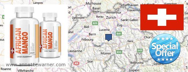 Where to Purchase African Mango Extract Pills online Switzerland