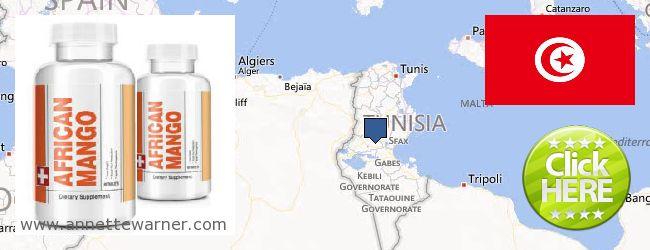 Buy African Mango Extract Pills online Tunisia