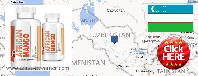 Where Can You Buy African Mango Extract Pills online Uzbekistan