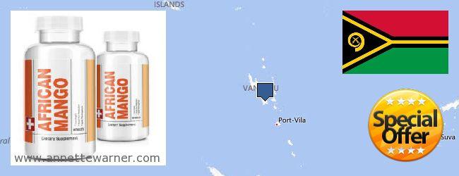 Purchase African Mango Extract Pills online Vanuatu