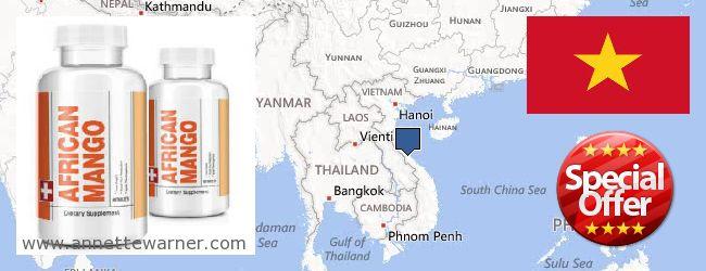 Purchase African Mango Extract Pills online Vietnam