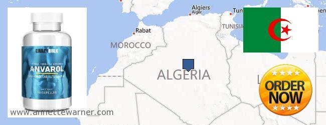 Buy Anavar Steroids online Algeria