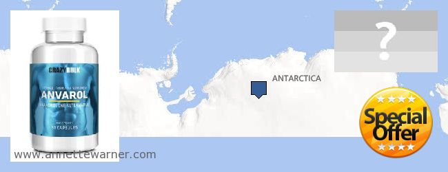 Buy Anavar Steroids online Antarctica