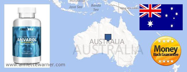 Where to Buy Anavar Steroids online Australia