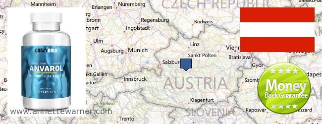 Where to Buy Anavar Steroids online Austria