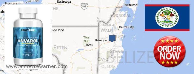 Best Place to Buy Anavar Steroids online Belize