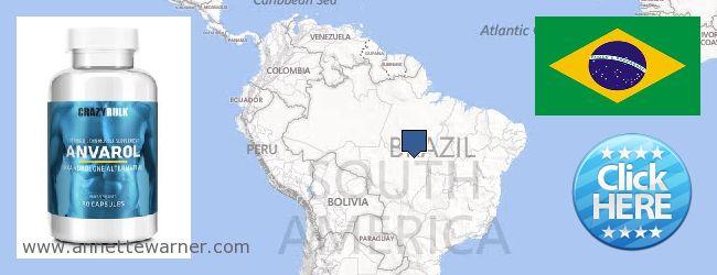 Where to Buy Anavar Steroids online Brazil