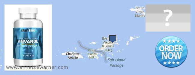 Buy Anavar Steroids online British Virgin Islands