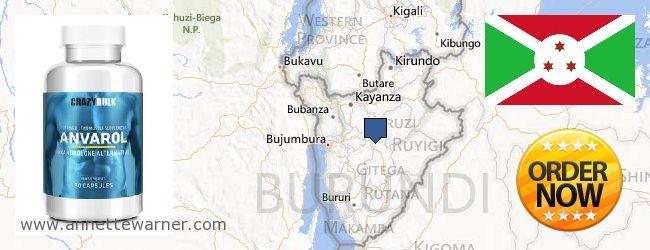 Where to Buy Anavar Steroids online Burundi