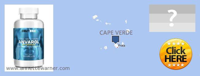 Buy Anavar Steroids online Cape Verde