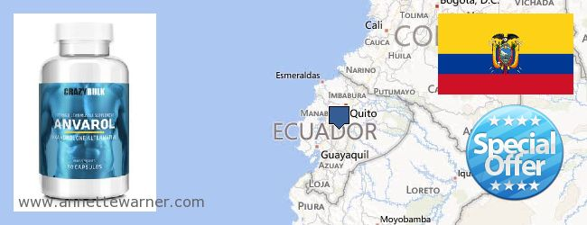 Where to Buy Anavar Steroids online Ecuador