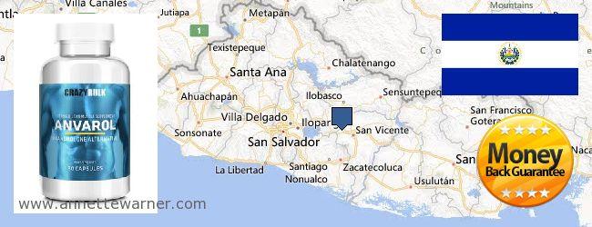 Where Can I Buy Anavar Steroids online El Salvador