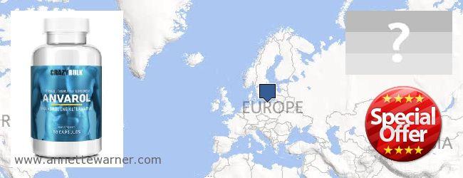Buy Anavar Steroids online Europe
