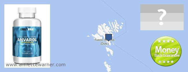 Buy Anavar Steroids online Faroe Islands
