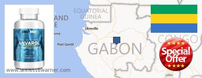 Where to Purchase Anavar Steroids online Gabon