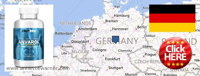 Buy Anavar Steroids online Germany