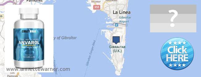 Where to Buy Anavar Steroids online Gibraltar
