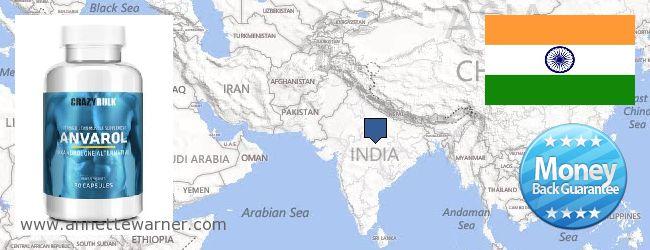Buy Anavar Steroids online India