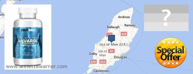 Buy Anavar Steroids online Isle Of Man