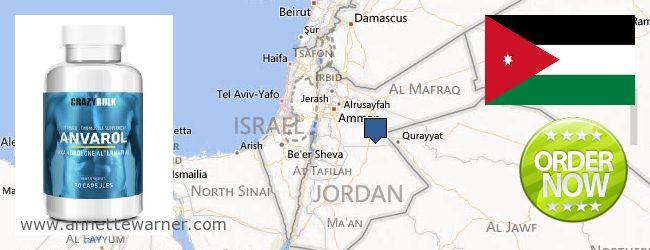 Where to Buy Anavar Steroids online Jordan