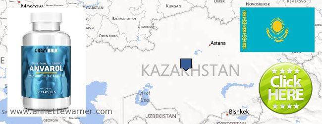 Purchase Anavar Steroids online Kazakhstan