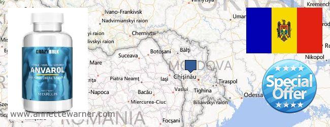 Where to Purchase Anavar Steroids online Moldova