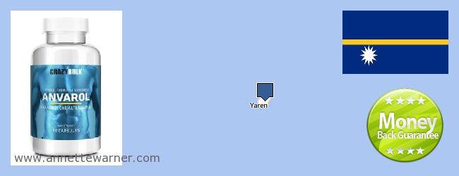 Where to Purchase Anavar Steroids online Nauru