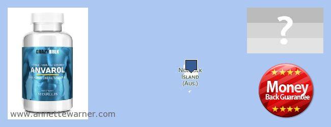 Buy Anavar Steroids online Norfolk Island