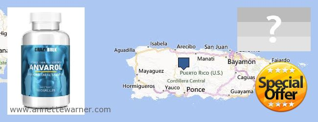 Purchase Anavar Steroids online Puerto Rico